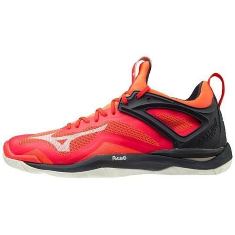 Wave Mirage 3 Voor heren voor handbal schoenen Rood