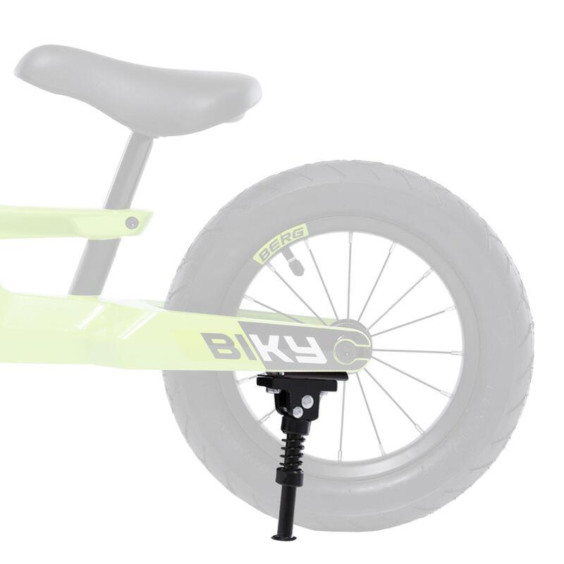 Fietsstandaard voor Biky loopfiets