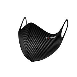 Wasbare barrièremaskers covid-19 voor mannen Superior Carbon grijs