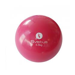 SVELTUS - verzwaarde bal500 g