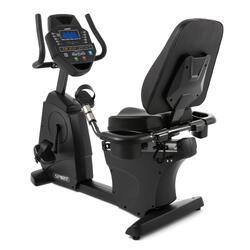 Vélo d'Appartement Semi-Allongé Professionnel Spirit Fitness CR800
