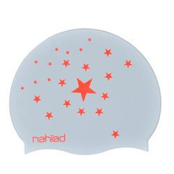 Siliconen badmuts  STARS