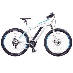 Elektrische mountainbike NCM Bikes Moscow Wit - 29 '', 250W, 48V 13Ah accu