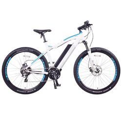 Elektrische mountainbike NCM Bikes Moscow Wit - 27,5 '', 250W, 48V 13Ah accu