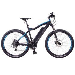 Elektrische mountainbike NCM Bikes Moscow Zwart - 27,5 '', 250W, 48V 13Ah accu