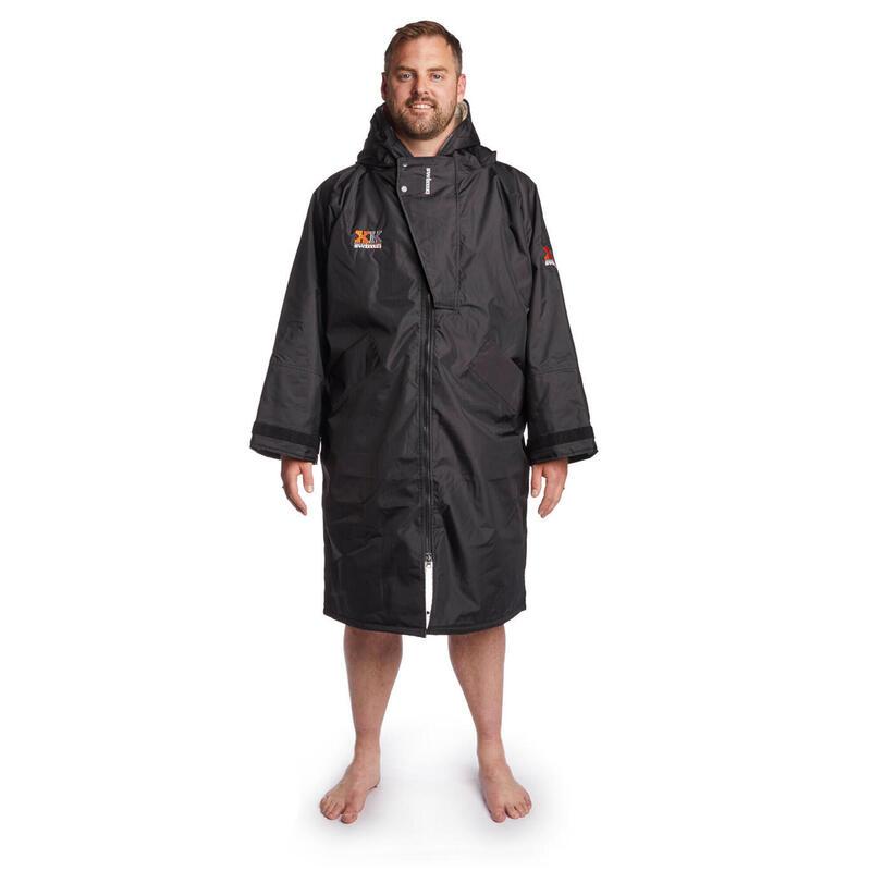 Swimzi XK Robe Senior Black