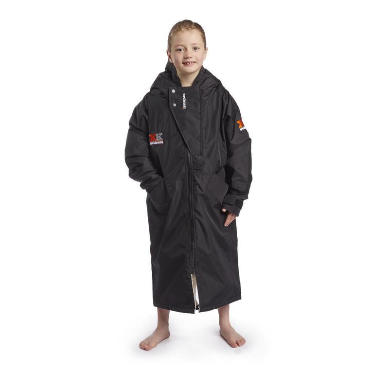 Swimzi XK Robe Kids Black