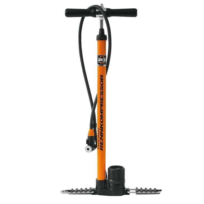 Rennkompressor Floor Pump