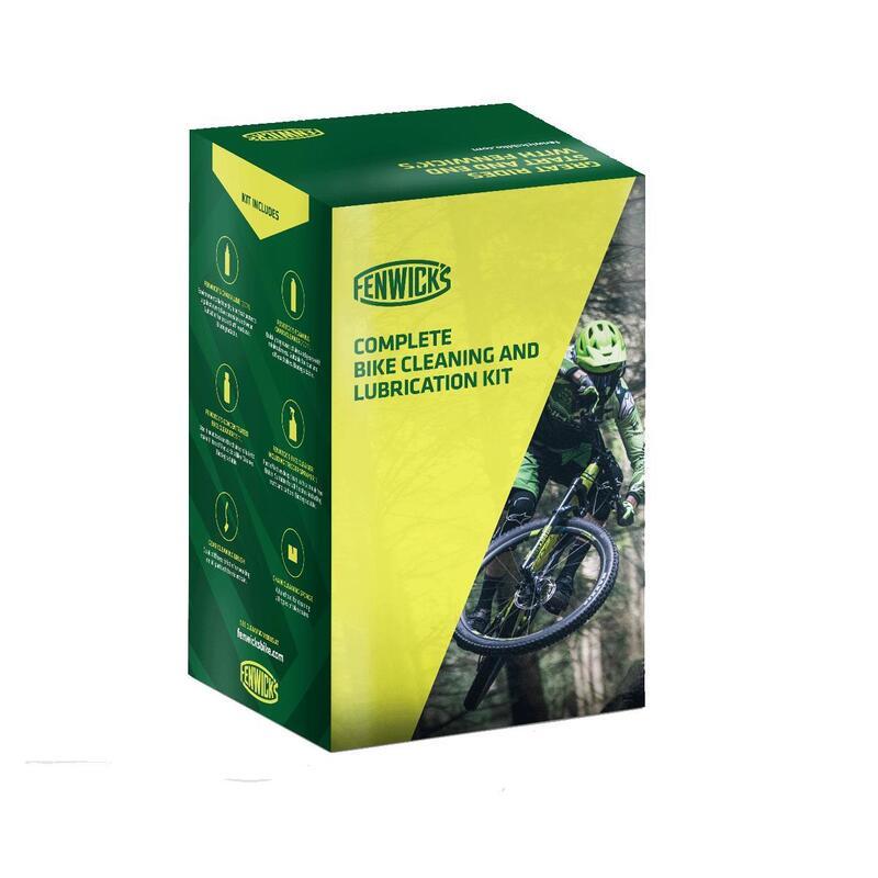 Fenwick's Complete Bike Cleaning & Lubrication Kit