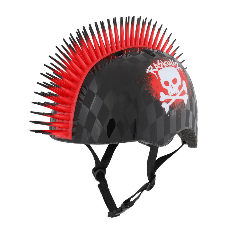 Raskullz FS Child Helmet (5+ Years) Skull Hawk Red Unisize 50-54cm