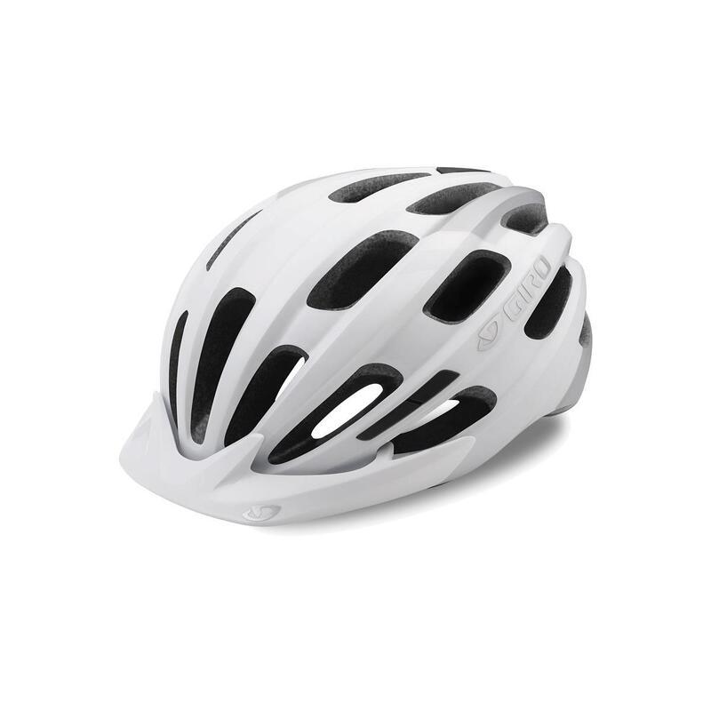 Register Helmet Mens Recreational Matte White Unisize 54-61cm