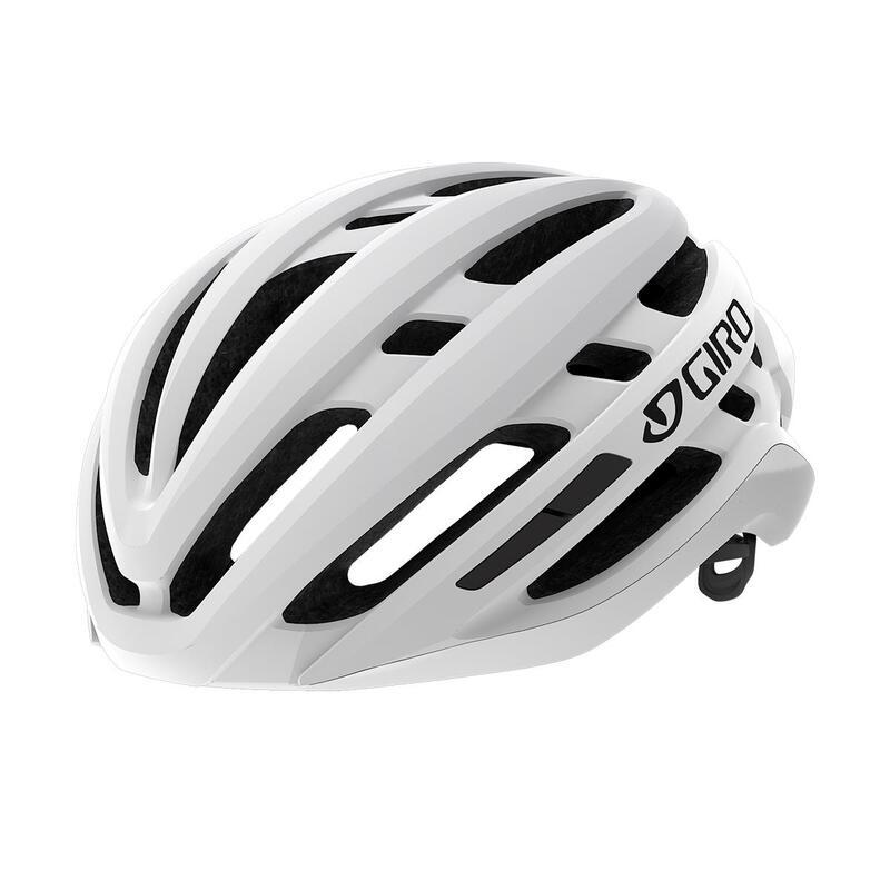 Agilis MIPS Road Helmet Mens|Womens Road Matte White S 51-55cm MIPS