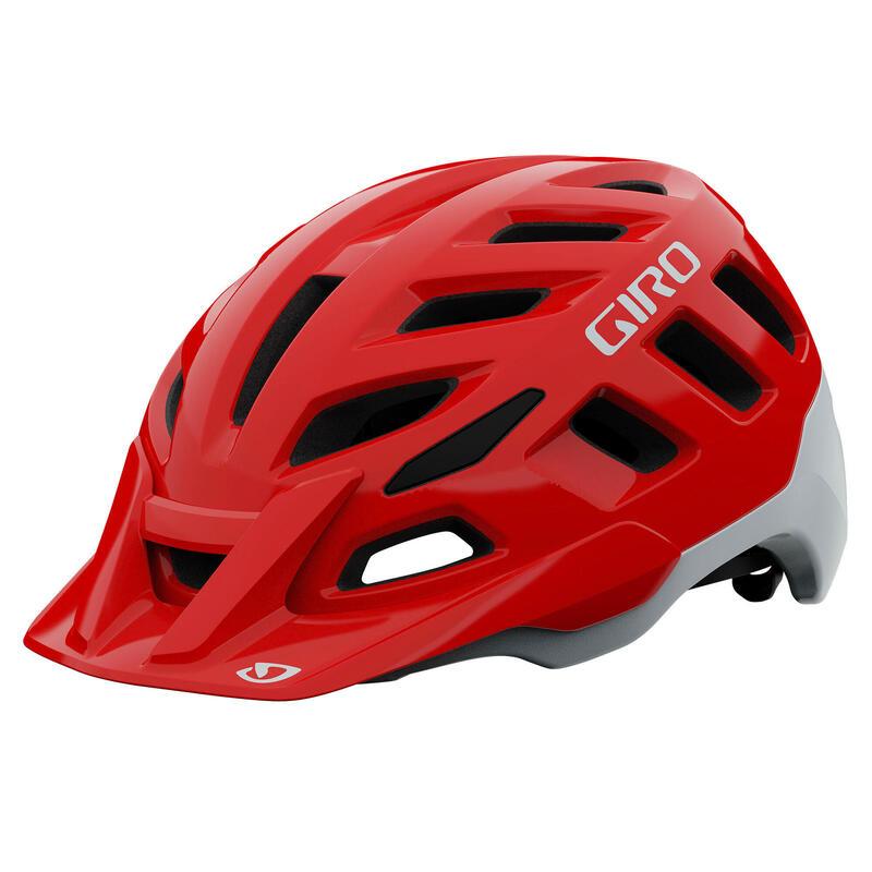 Radix MIPS Dirt Helmet Mens Womens MTB Trim Red L 59-63cm MIPS
