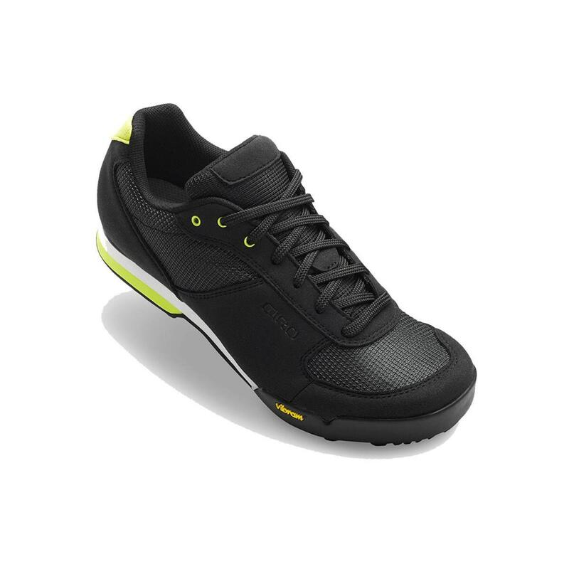 Petra VR Women's MTB Cycling Shoes MTB Black/Wild Lime