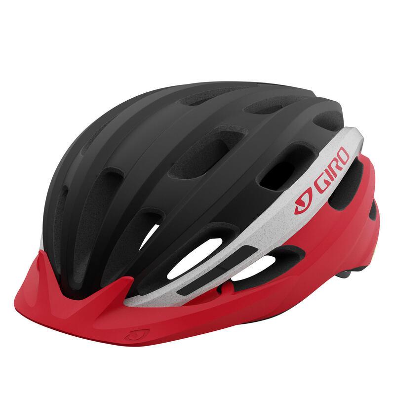 Register Helmet Mens|Womens Recreational Matte Black/Red Unisize 54-61cm