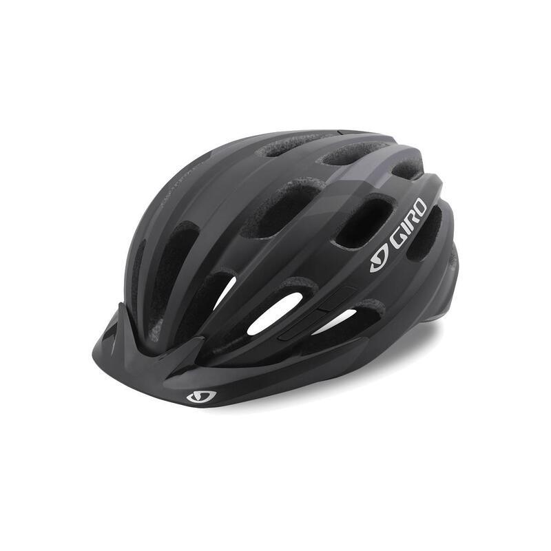 Register Helmet Mens Recreational Matte Black Xl 61-65cm