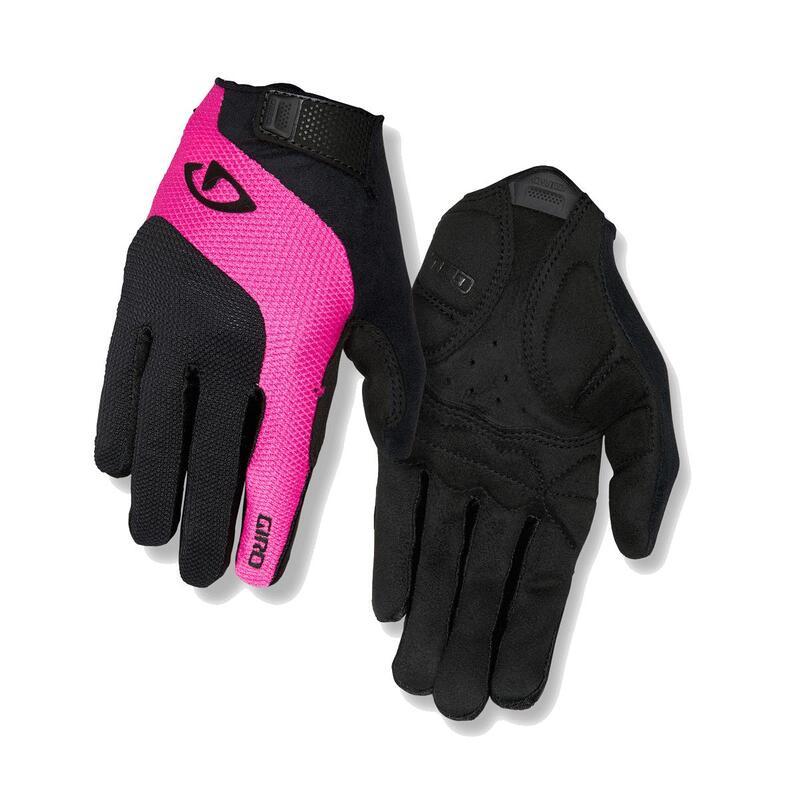 Tessa Gel LF Women's Road Cycling Glove Road Black/Pink S
