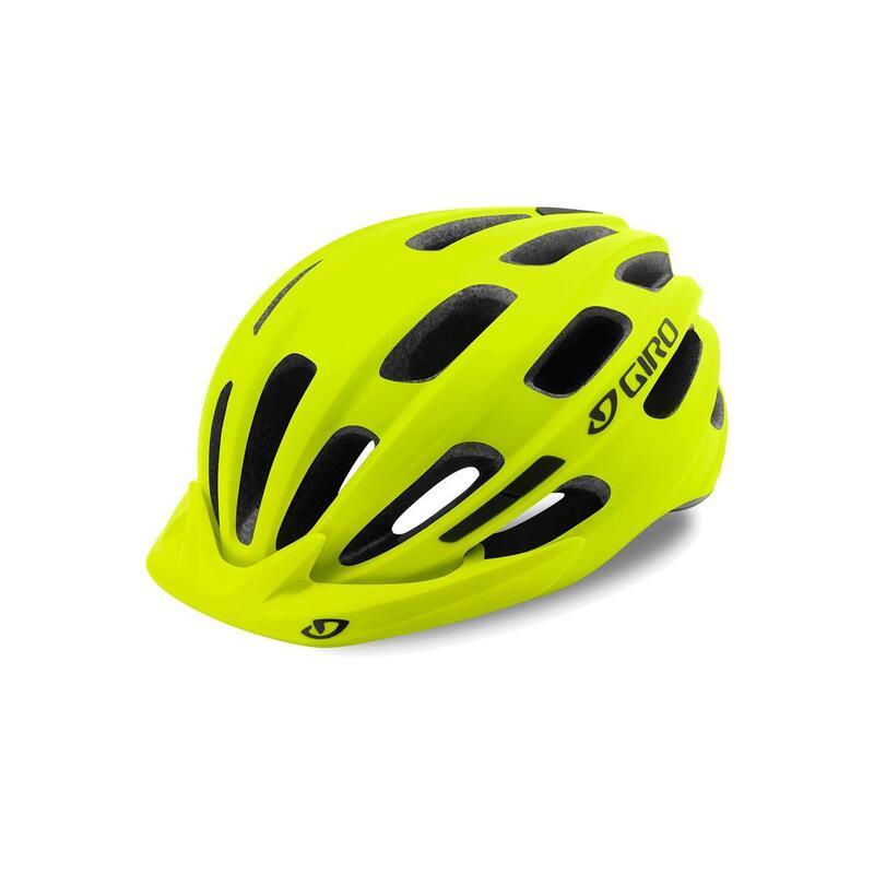 Register Helmet Mens Recreational Highlight Yellow Unisize 54-61cm