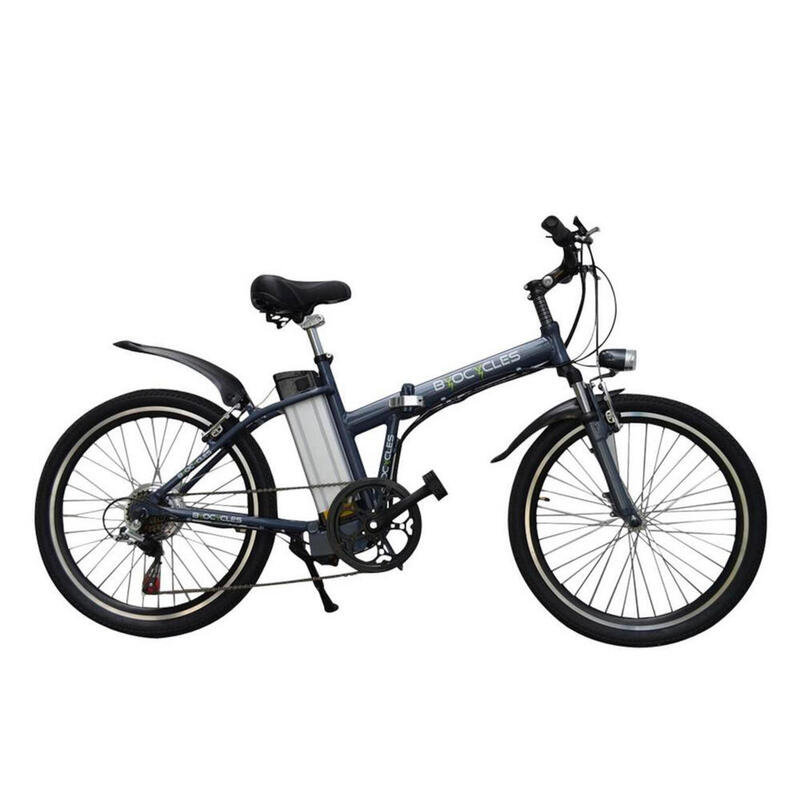 Boxer 24 Folding Off-Road Electric Bike 10Ah
