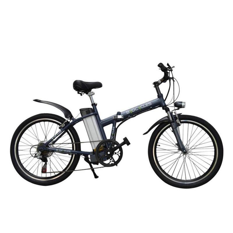 Boxer 24 Folding Off-Road Electric Bike 13Ah