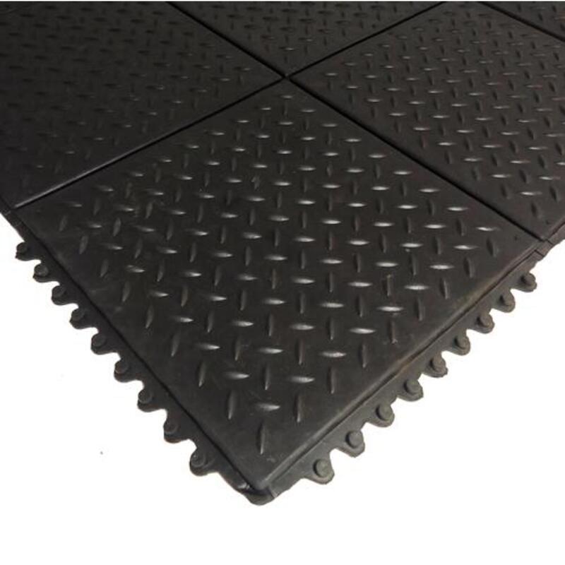 Esterilla de fitness 90 x 90 cm - Sistema Click
