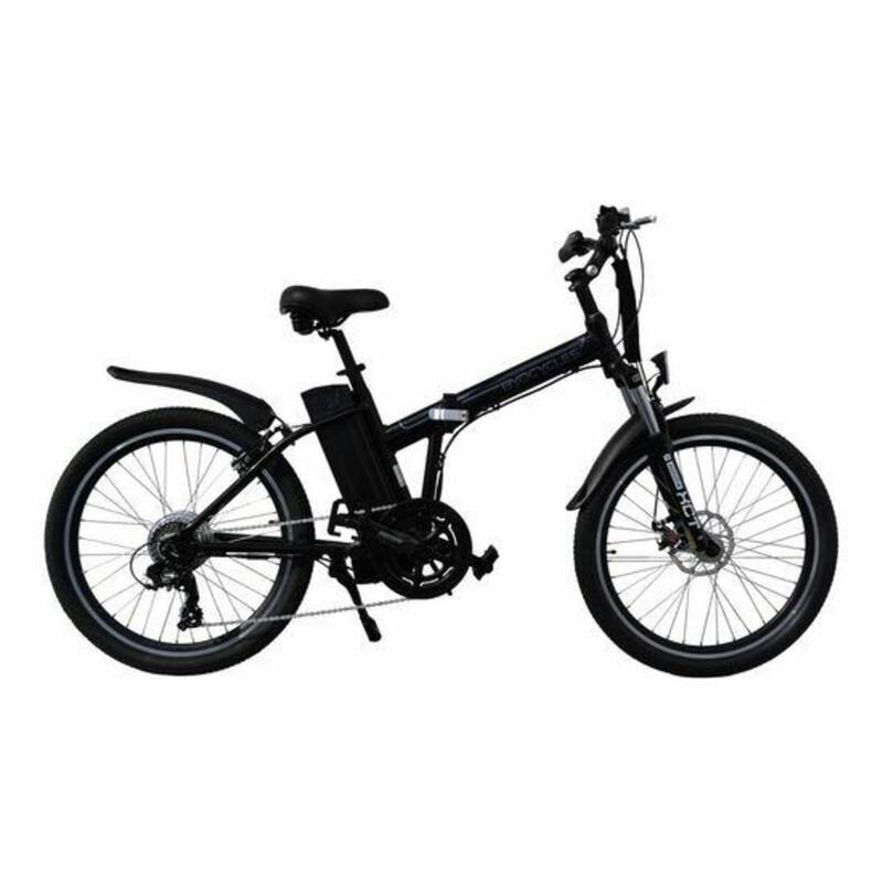 "FDXL Folding Electric Bike 24"" 2020 10Ah"