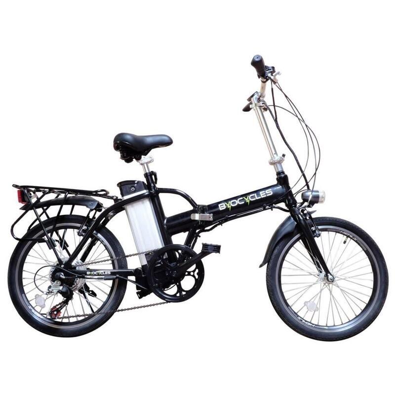 "City Speed 20"" Folding Electric Bike 10Ah"