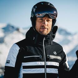 Surge Out Heren Skiën Waterdichte Jas - Zwart