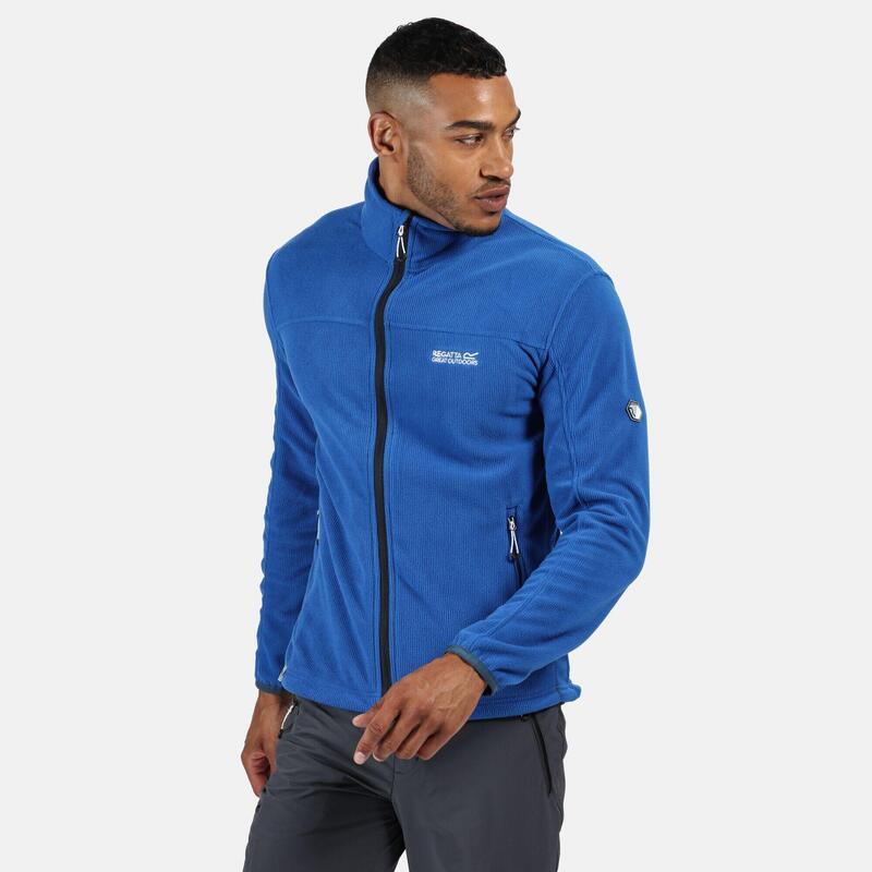 Stanner Homme Fitness Polaire - Bleu foncé / marine