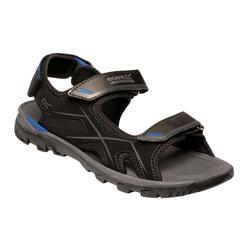 Kota Drift Heren Hiking Sandalen - Zwart / middenblauw