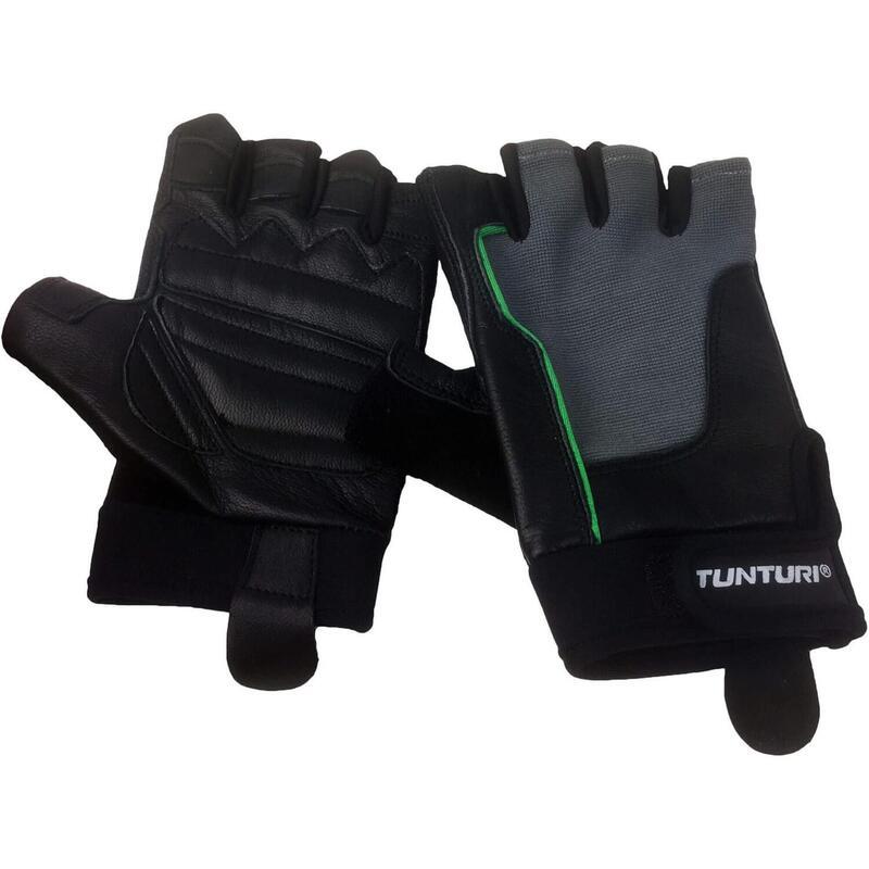 Tunturi Fit Gel Fitness Handschoenen - L