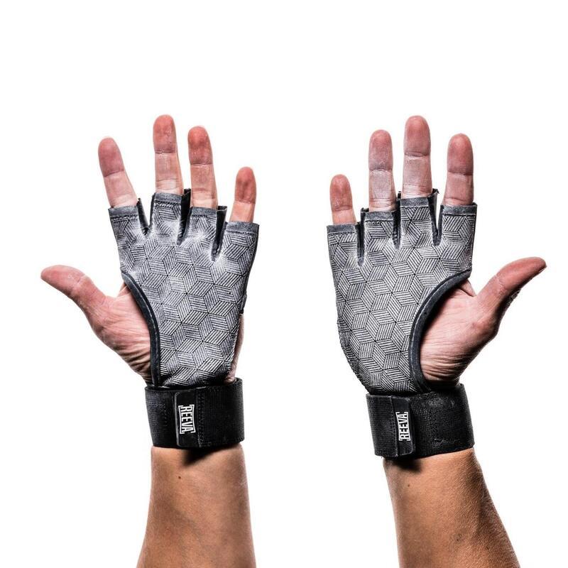 Reeva Sport Handschoenen 2.0 - Crossfit Handschoenen - L