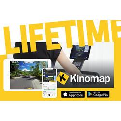 Kinomap Levenslang Abonnement - Prepaid