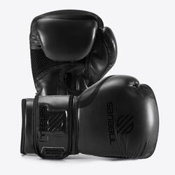 Gants de boxe en gel Sanabul Essential – Noir - 12 oz