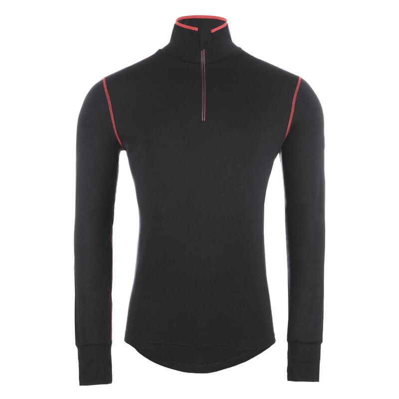 Base Layer manches longues Mérinos Homme -10 +10°C