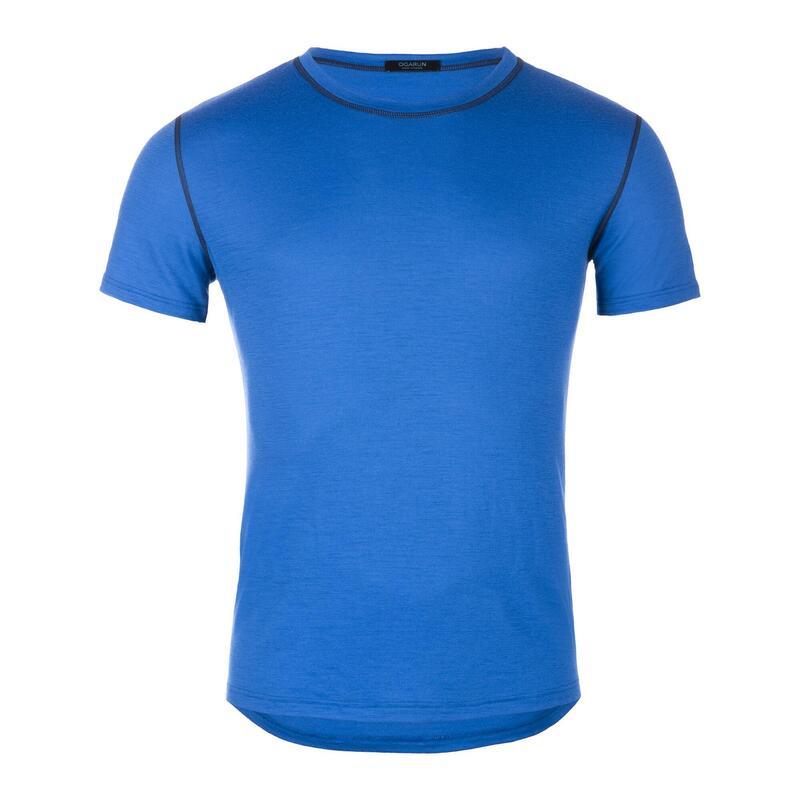 T-Shirt laine mérinos Homme 20-30°C