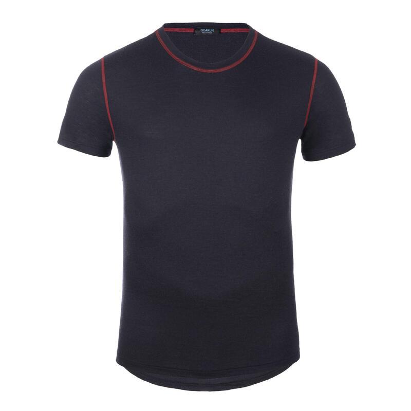 T-Shirt Mérinos Homme 20-30°C