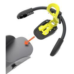 Finclip, accessoire voor duikvinnen, vinnen, elastische banden