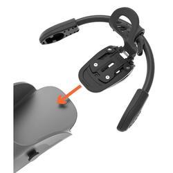 Finclip, accessoire voor duikvinnen, vinnen, elastische banden,  vinbindingen,