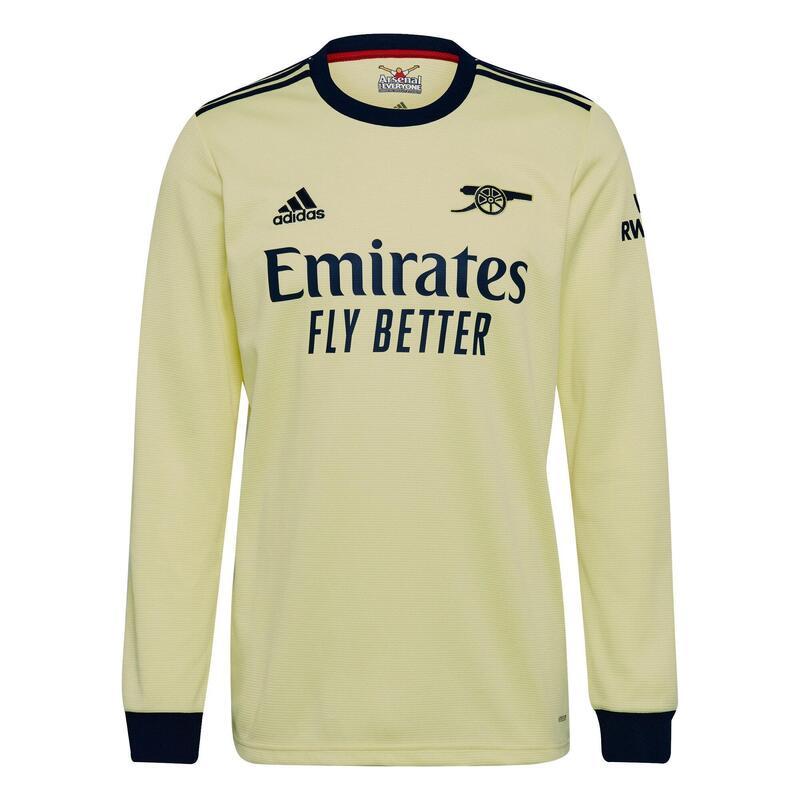 Maglia a manica lunga per esterni Arsenal 2021/22