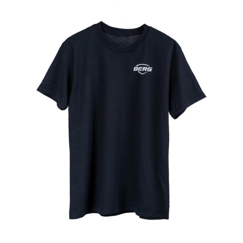 T-shirt à manches courtes pour trampoline sport taille XL noir