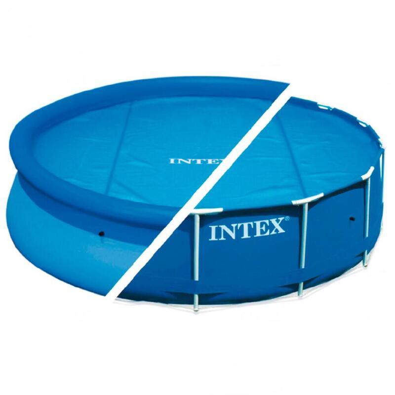 Cobertor solar INTEX piscinas 244 cm