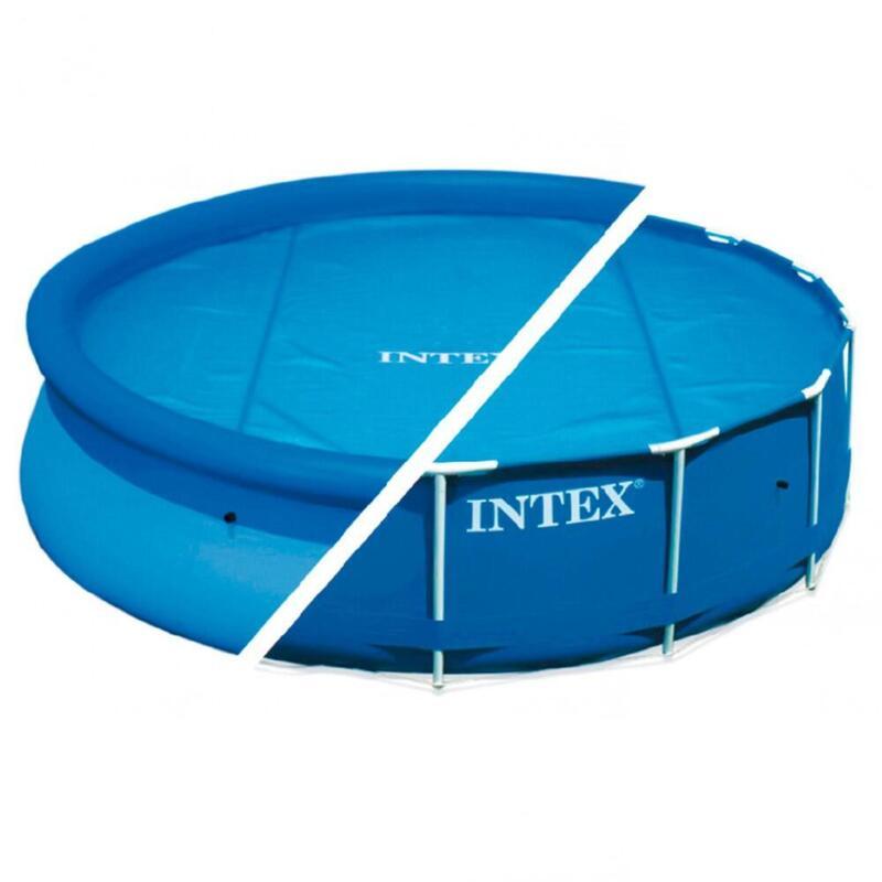 Cobertor solar INTEX piscinas 457 cm