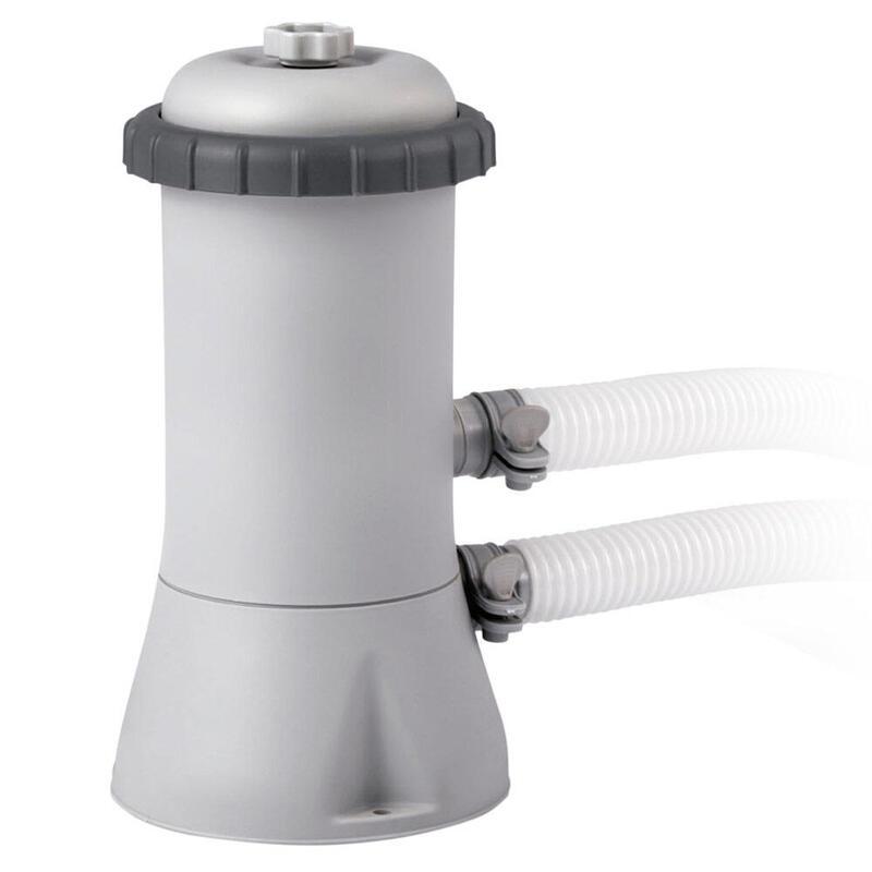 Depuradora cartucho INTEX 2.006 l/h filtros tipo A
