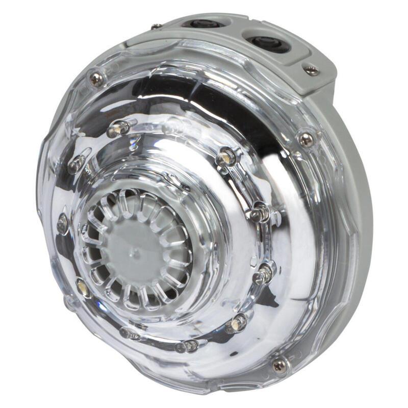 Lámpara LED Hidroeléctrica para Spa de jets INTEX 5 colores