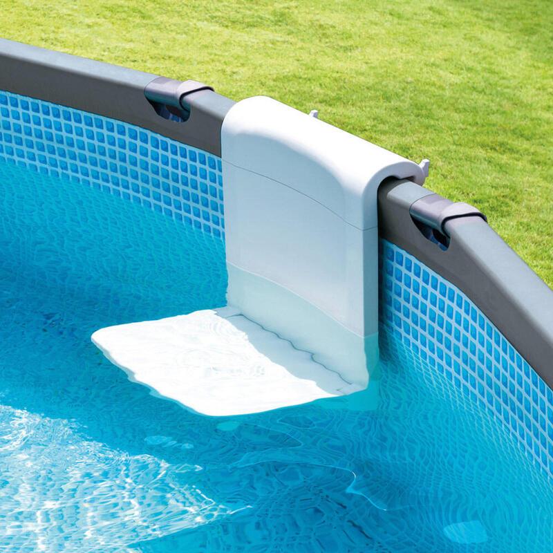 Asiento piscina INTEX para piscinas desmontables