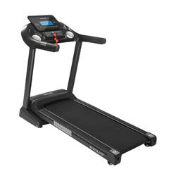Loopband Evolve Fitness HT-200 - Inklapbaar, Incline, Schokdemping, LCD-scherm