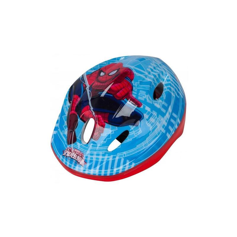 Dino Bikes Spiderman Kids Helmet - 52-56cm