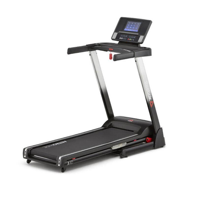 Reebok A4.0 Treadmill + TFT - Argent