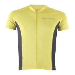 Bjarby - Maillot de cyclisme - Accid Yellow